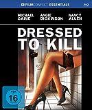Dressed to kill - Mediabook  (+ Original Kinoplakat) [Blu-ray]