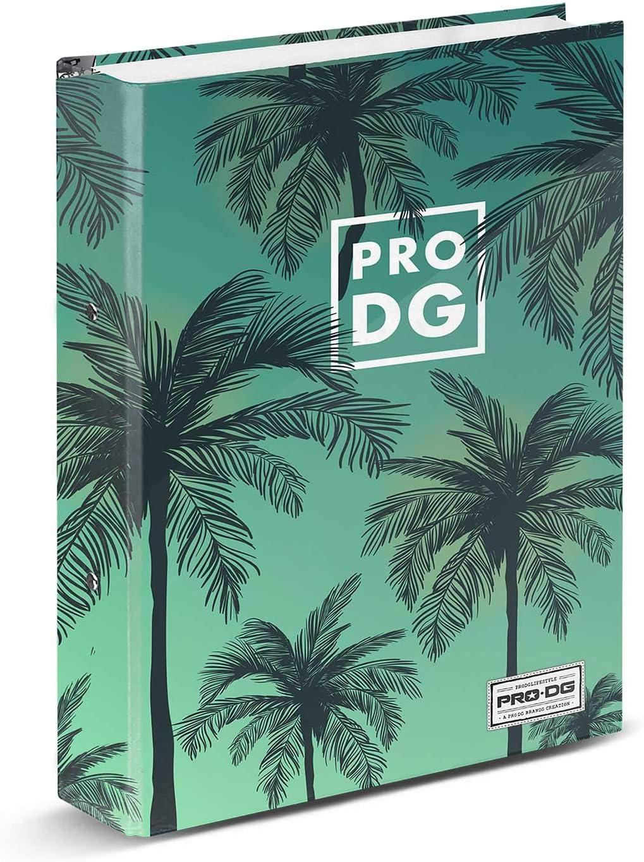 PRODG Stickers-Carpesano Rayas