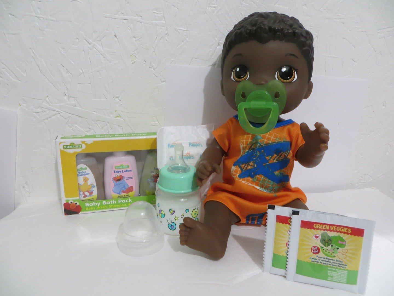 Amazon.com: Custom Set para Baby Alive snackin Luke ...