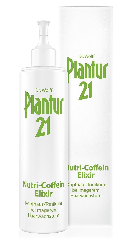 Dr Wolff Plantur 21 Nutri Coffein Elixir Hair Tonic 200ml F71004