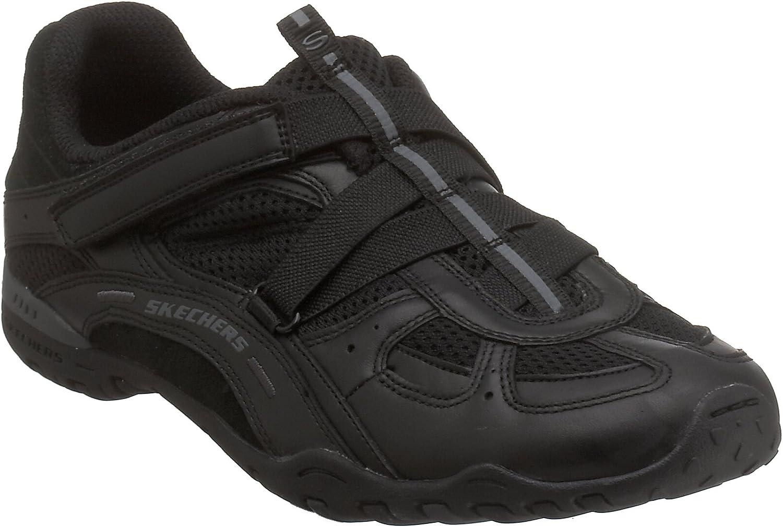 Intuition Zig Zag Sneaker,Black