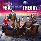 Big Bang Theory Official 2019 Calendar - Square Wall Calendar Format