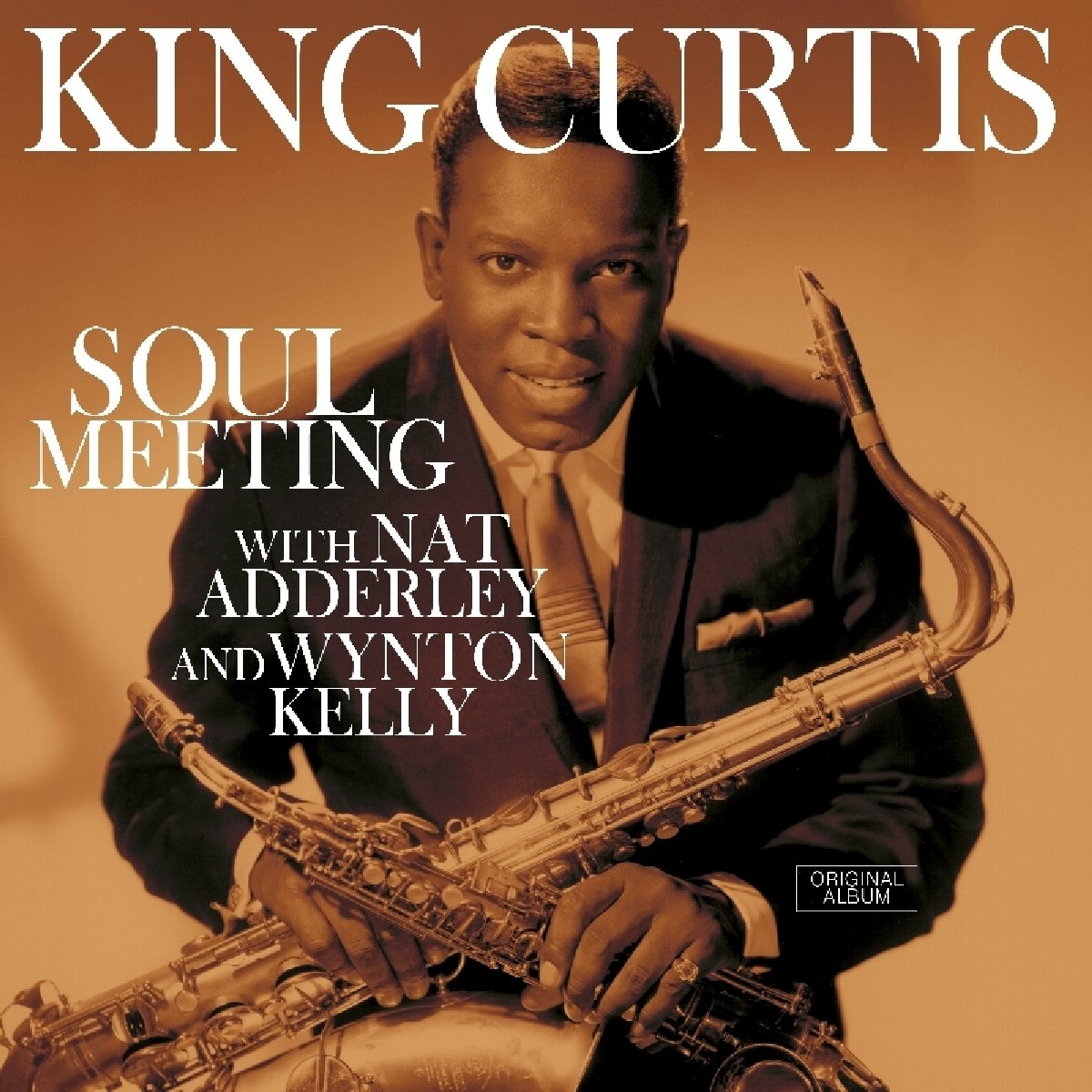 Vinilo : King Curtis - Soul Meeting (Holland - Import)
