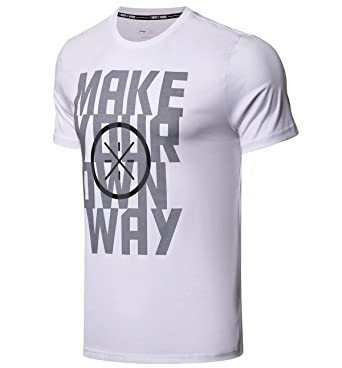 43f0999b3243 LI-NING Men Wade Series Jerseys Breathable Cotton Polyester Summer Culture  Sports T-Shirts