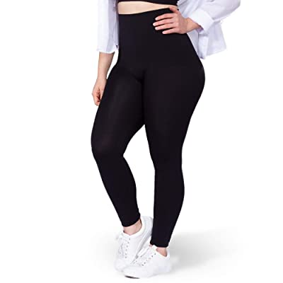 EMPETUA Shapermint High Waisted Compression Leggings - Shapewear for Women at Women's Clothing store