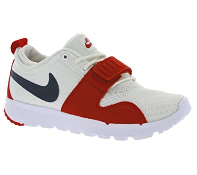 100% authentic 1530d bda52 Nike SB Trainerendor Mens Shoe - White Obsidian-University Red (9.0)