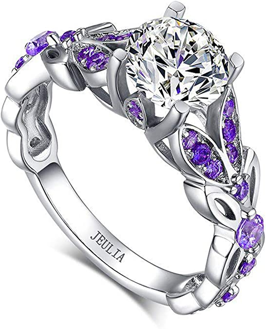 Adjustable Finger Ring for Women attractive Diamante Jewellery Girlfriend Wife Best Gift ~ Gift for Her