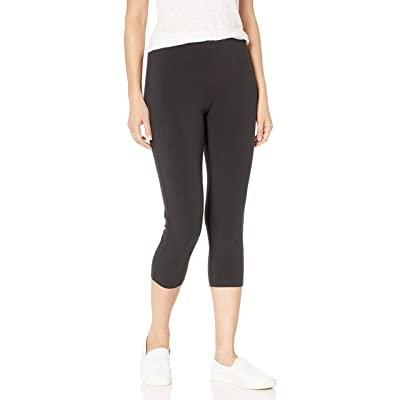 Hanes Women's Stretch Jersey Capri at Women's Clothing store