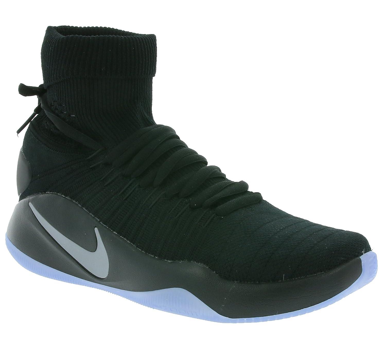 Nike Herren 843390-003 Basketballschuhe  41 EU|Schwarz