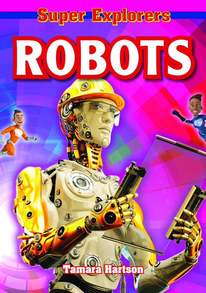 Download Robots (Mega Machines) ebook