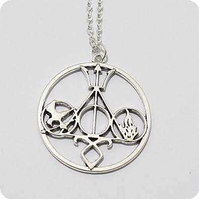 Image result for multi fandom necklace