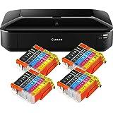Canon PIXMA iX6850 skrivare färgbläckstråleskrivare DIN A3+ (kontorsskrivare, fototryck, texttryck, 9 600 x 2 400 DPI…