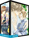 Boy's Love Collection - Pack n°4 - Manga Yaoi (5 tomes)