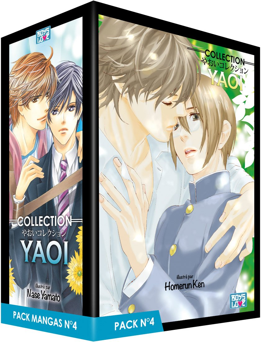 Collection Yaoi Pack N° 4 : 5 mangas (Boys love): Amazon.es: Osp ...