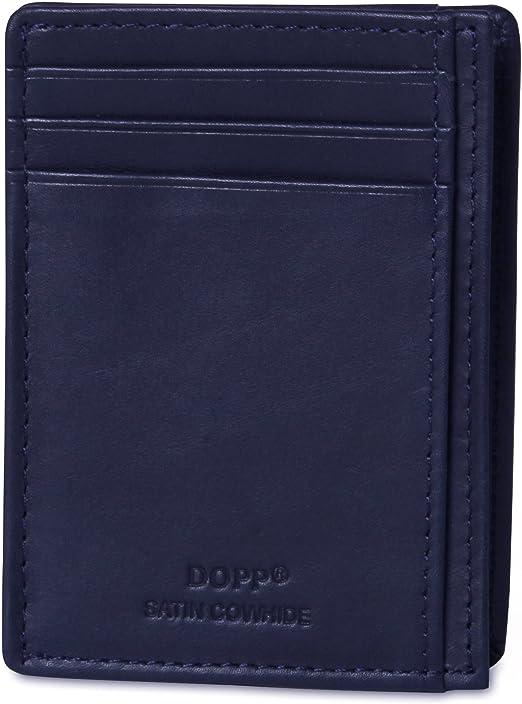 Dopp Men/'s Regatta Front Pocket Get-away Minamalst Slim Wallet