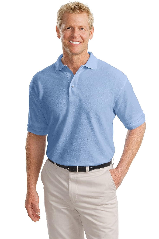Tall Silk Touch Sport Shirt, Color: Light Blue