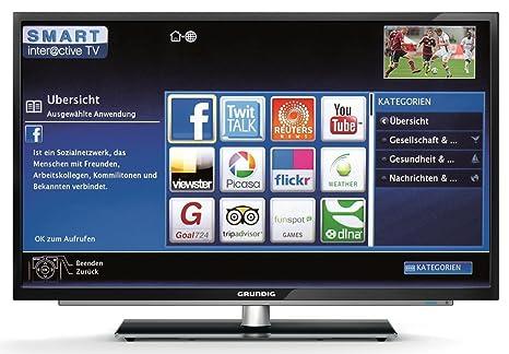 Grundig Fernseher Mit Laptop Verbinden : Grundig 50 vle 920 bl 127 cm 50 zoll fernseher full hd triple