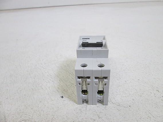 SIEMENS 0.3 AMP TYPE C 6 kA MCB CIRCUIT BREAKER 230//400V 5SX21 5SX2 BS EN 60898