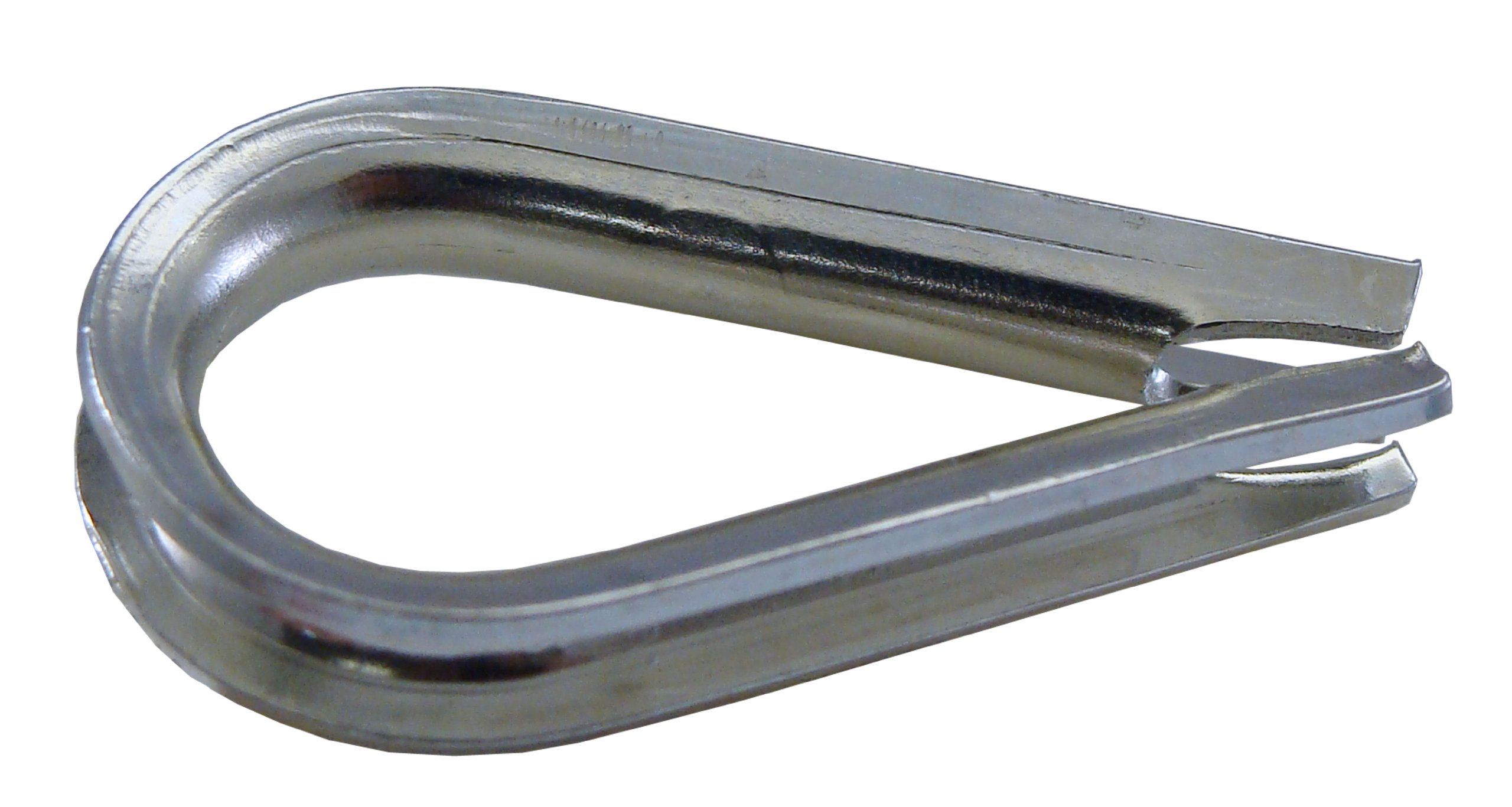 Wire Rope Thimble, 9/32 to 5/16 in, CS