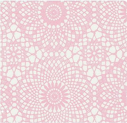 Selbstklebende Dekorfolie 45x200 cm i.stHOME Klebefolie f/ür M/öbel Muster Spitzen schwarz wei/ß M/öbelfolie selbstklebend Selbstklebefolie Vintage Bastelfolie