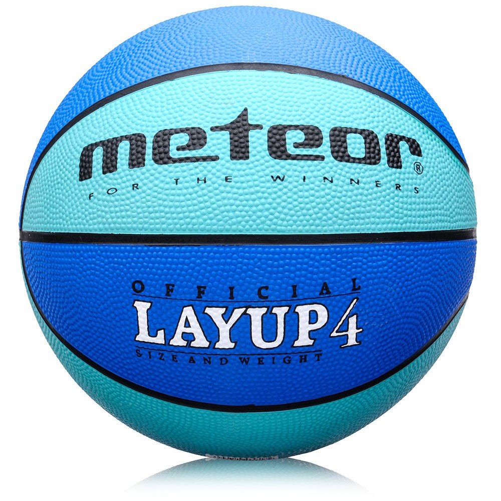 Size 4 Ideal For Gift 3 to 10 Years Perfect for Training Soft Mini Basketballs With Non-Slip Surface Indoor Outdoor Junior #4 Meteor Basketball size 4 Layup Children Kids Youth Basket ball