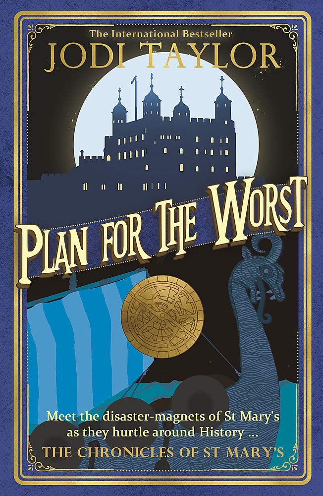 Plan For The Worst Chronicles Of St Mary S Taylor Jodi 9781472266798 Amazon Com Books
