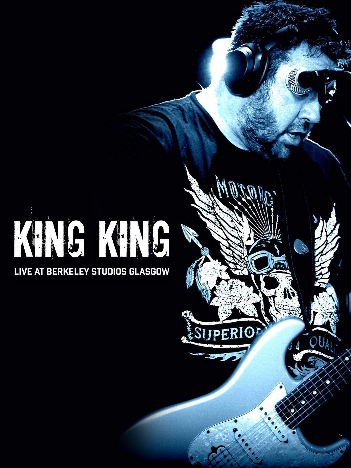 King King Live At Berkeley Studio