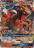"Carte Pokémon ""Dracaufeu GX"" 250 PV - 20/147 SL3 - Ultra Rare"