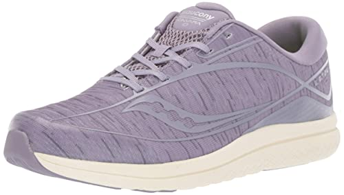 e53731c0b4 Saucony Girl's S-Kinvara 10 Sneakers, Lilac, 4.5 W US Big Kid ...