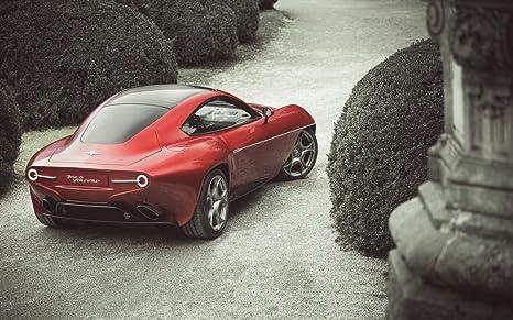 Alfa Romeo Disco Volante >> Amazon Com Alfa Romeo Disco Volante Touring Superleggera 2