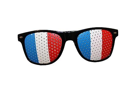 lunettes grille FRANCE supporter  Amazon.fr  Jeux et Jouets f141c3d3d5ef