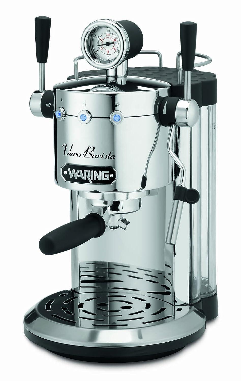 Amazon.com: Waring Pro ES1500 Professional Espresso Maker: Steam ...