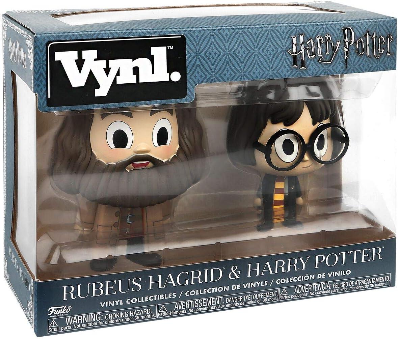 Set Figuras Pop! Harry Potter Harry & Hagrid: Amazon.es: Juguetes y juegos