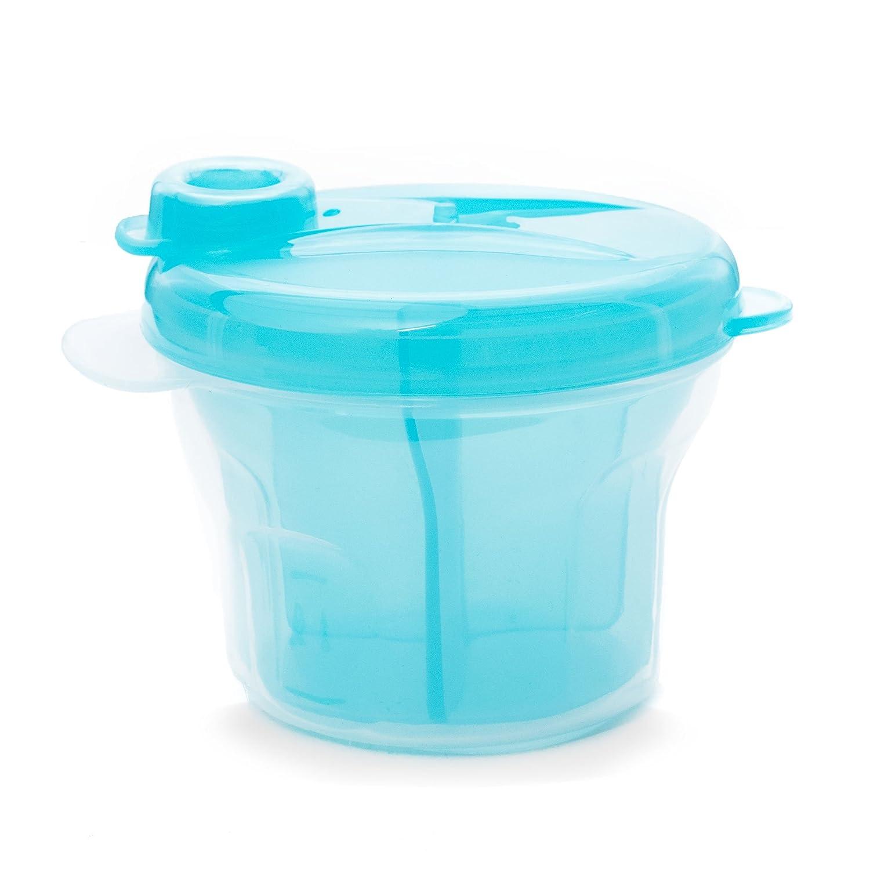 Milchpulver Portionierer Beh/älter Baby Milchpulverspender Blau 100/% BPA-frei
