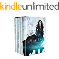 The Healer Series: The Complete Set, Books 1-4, A Fated Mates Fantasy Romance