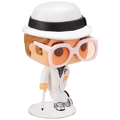 Funko Pop! Music: Elton John Collectible Figure: Funko Pop! Rocks:: Toys & Games