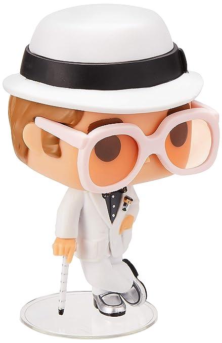 Funko Pop!- Rocks Elton John Figura de Vinilo