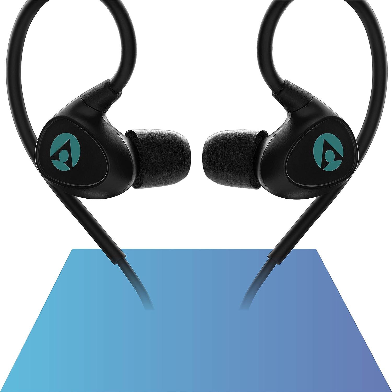 OCHRON Tunes Pro IPX7 Bluetooth Earphones, Upto 10 Hours of Battery and Memory Foam Ear Tips Wireless Earbuds, Waterproof Earphones...