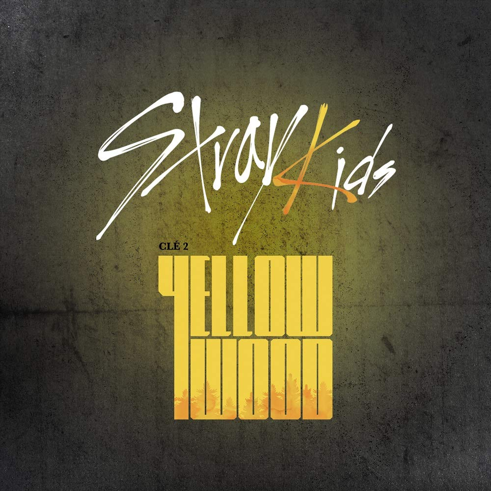 Stray Kids - Clé 2 : Yellow Wood [Limited ver.]