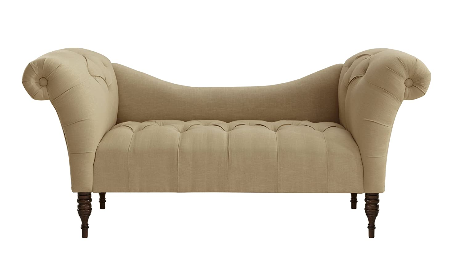 velvet lounge skyline ezpass uk tufted sale chaise club