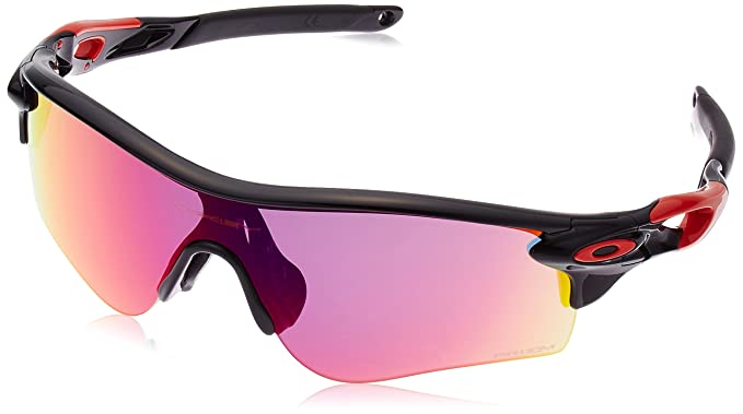 650de2bdc0e Oakley Men s Radarlock Path (a) Non-Polarized Iridium Wrap Sunglasses