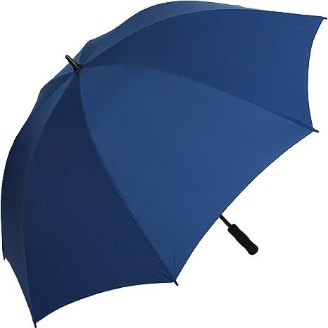 IX de Brella Ligero Completo de Fibra de Vidrio de Paraguas para 2 Personas – Tamaño