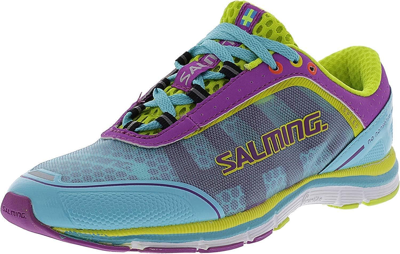 Salming Mujeres Speed 3 Bajos & Medios Cordon Zapatos para Correr ...