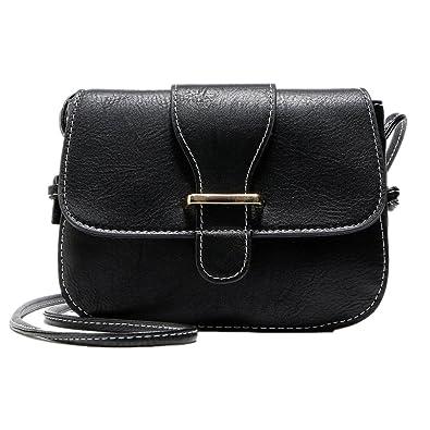 Amazon.com: Mini mujer cruz cuerpo hombro bolsas bolsos de ...
