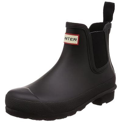 HUNTER Original Chelsea Black 11 | Rain Footwear