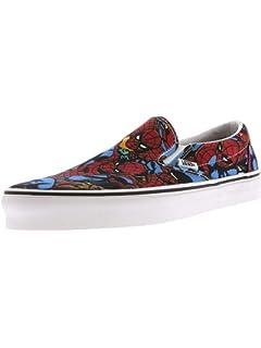 37472a9e34 Vans Men s Classic Slip-On Toy Story Ankle-High Canvas Skateboarding ...