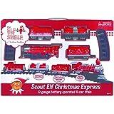 Elf on the Shelf Christmas Train - Scout Elf Christmas Express O-gauge Train