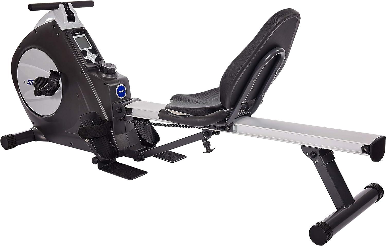 Stamina Conversion II Recumbent Exerciser Bike/Rower