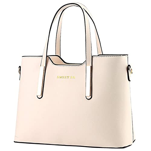 Amazon.com  BAOFASHION Womens Simple Shoulder Bags Top-Handle Handbag Tote  Purse Bag  Shoes 6bd4809189893