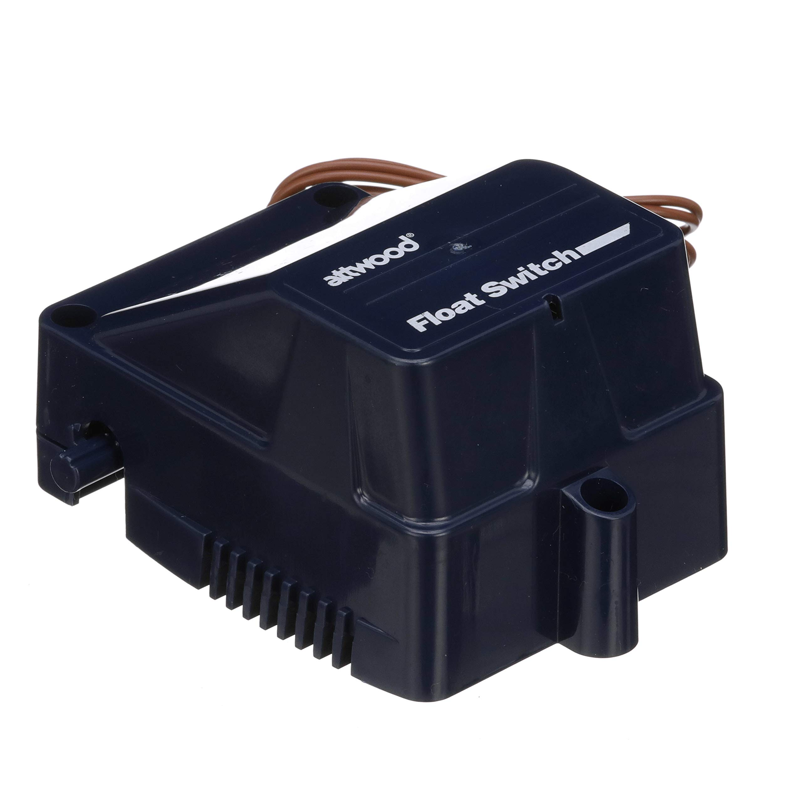 attwood 4201-7 Automatic Float Switch with Cover, One Size